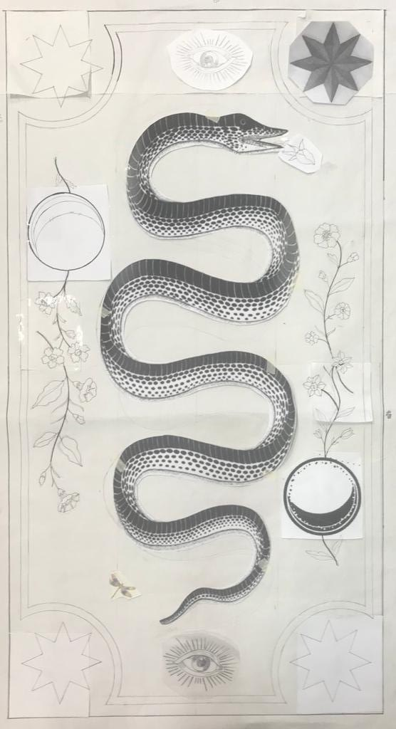 The Snake Table project