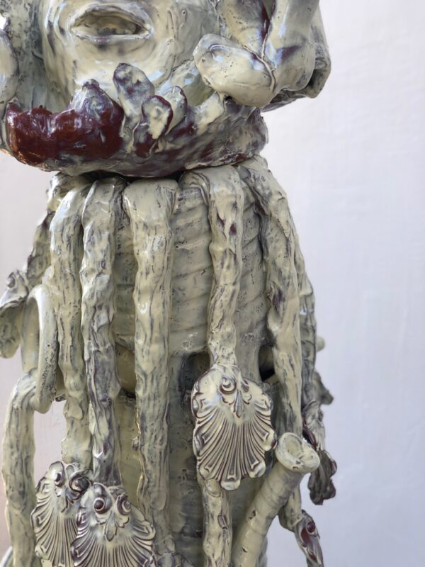 Hibiscus detail