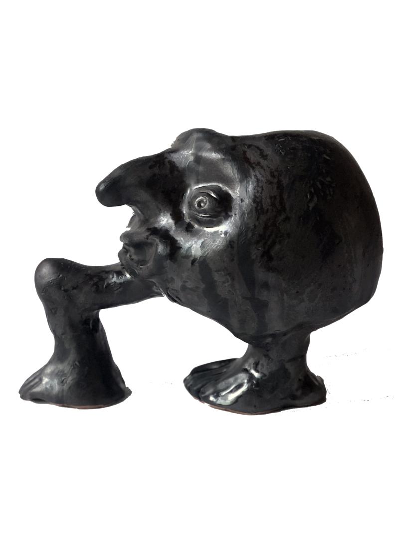 Caspius Talisman Sculpture