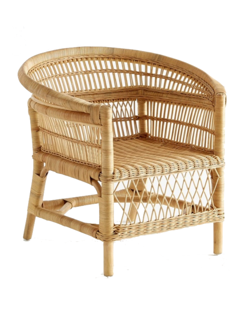 Papagayo Rattan Armchair & Chair